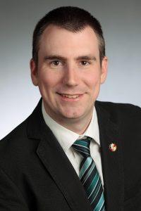 Carsten Scharfenberg Bundesgeschäftsführer