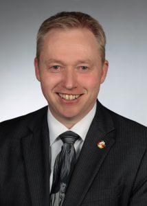 Thorsten Rahlmeier Bundesvorsitzender